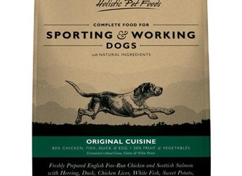 Eden 80/20 Original Cuisine Working and Sporting Dog Food