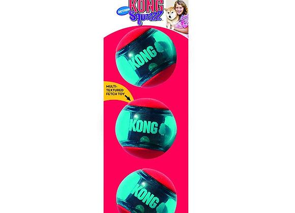 KONG - Squeezz Action Ball