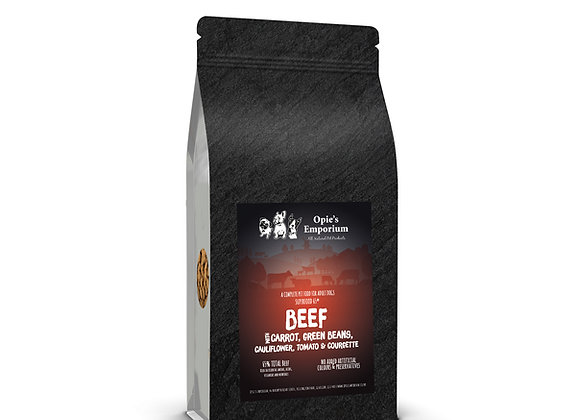 Opie's Angus Beef Dry Complete Dog Food
