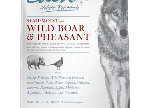 Eden Semi-Moist Wild Boar and Pheasant Dog Food