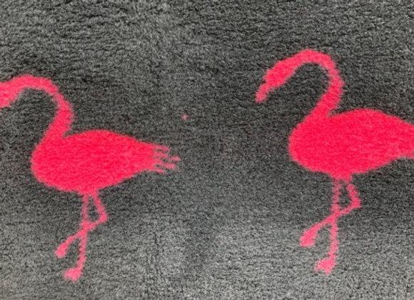 Vet Bed- Flamingos