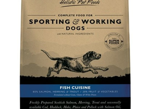 Eden 80/20 Original Fish Working and Sporting Dog Food