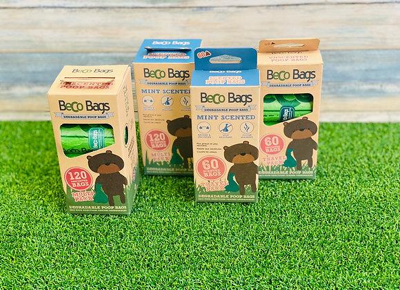 Beco Degradable Poo Bags