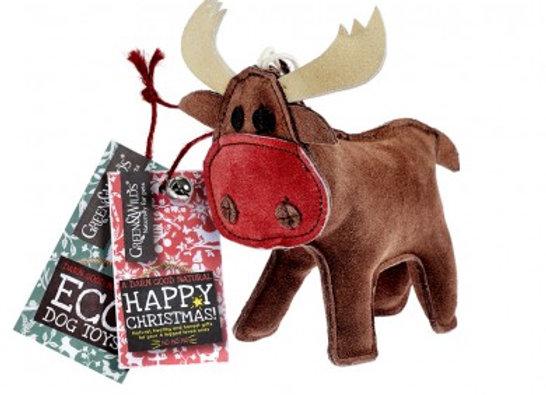 Ruddy The Reindeer