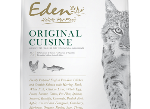 Eden 85/15 Original Cat Food - 1.5kg Bag