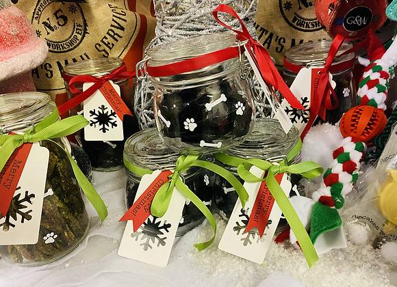 Christmas Treat Jar