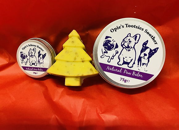 Opie's Festive Groom Set