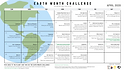earth month challenge_ quarantine editio