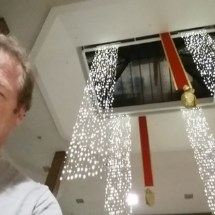 City lights - Rogue Valley Mall