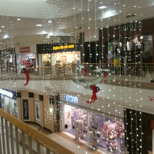 City lights - Rogue Valley Mall