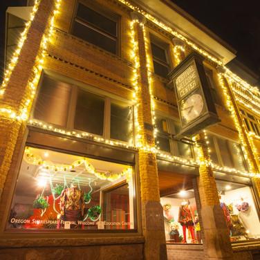 City Lights - Ashland Festival of lights