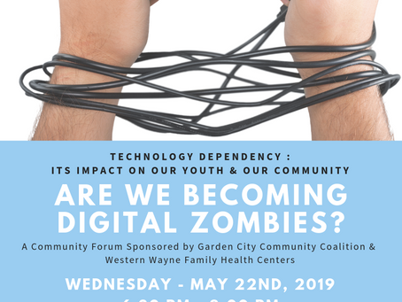 Are We Becoming Digital Zombies?