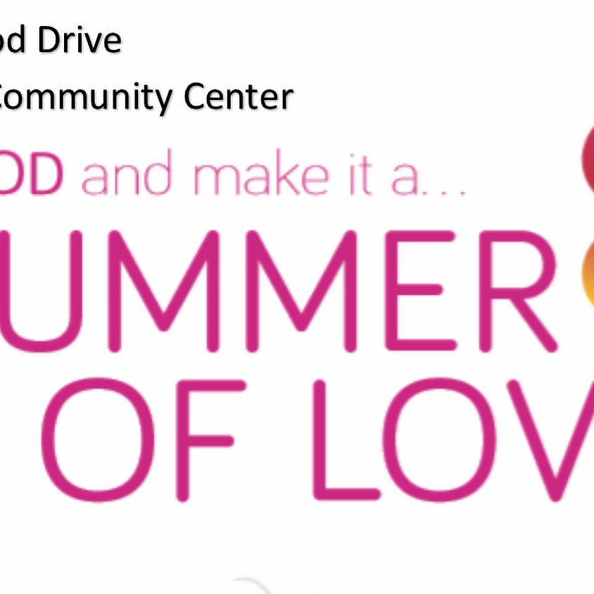 Blood Drive // Summer of Love