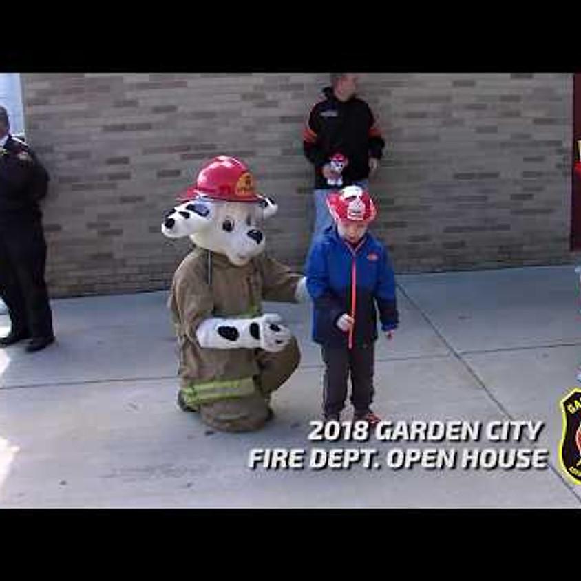 Garden City Fire Dept Open House