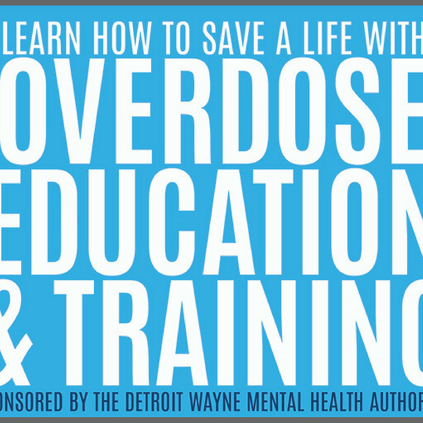 Learn How to Save a Life with Overdose Education and Training