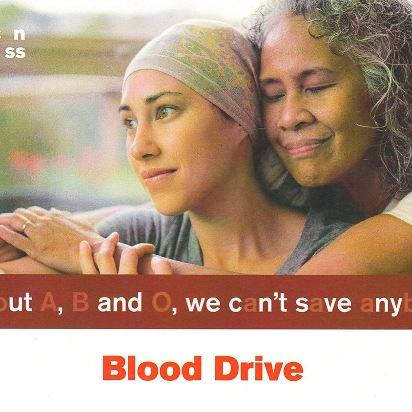Blood Drive - Liberty and Community for All