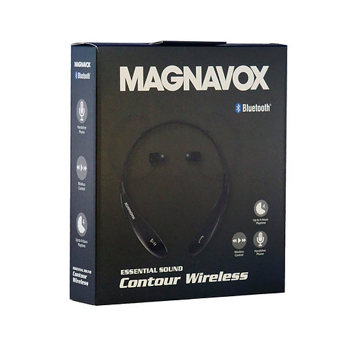 Audífonos Estéreo Inalámbricos Bluetooth Mbh517 Magnavox