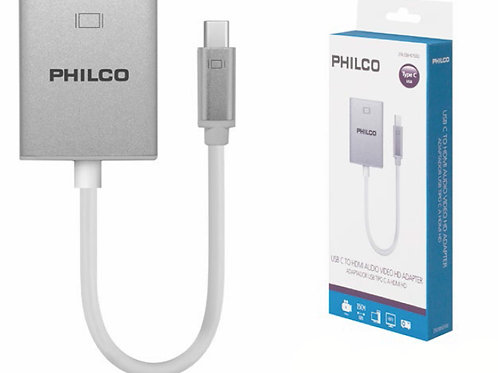 Adaptador USB-C a HDMI Philco