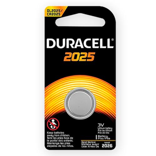 Pila Duracell CR-2025