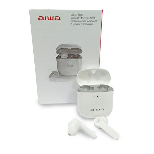 Audífonos Aiwa AW-8 In-ear Bluetooth 5.0