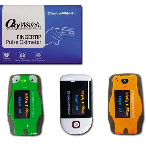 Oximetro de pulso Pediatrico Choicemmed niño