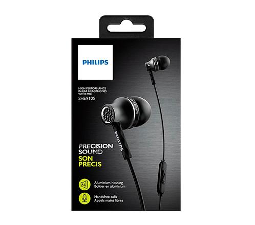 Audífono Philips SHE9105