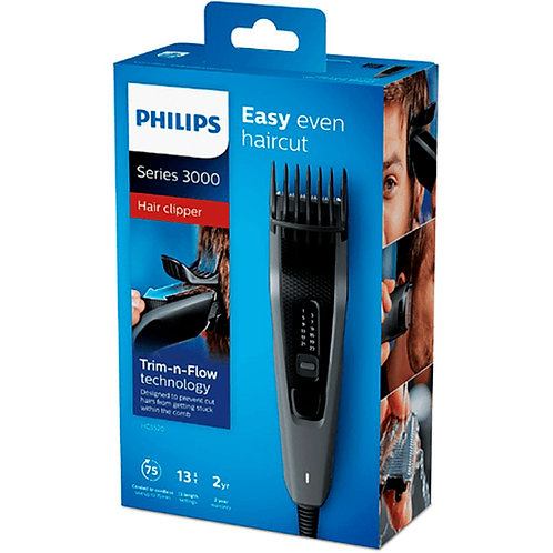 Máquina de Cortar Pelo Philips HC3505