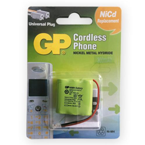 Batería para teléfono inalámbrico GP T-314