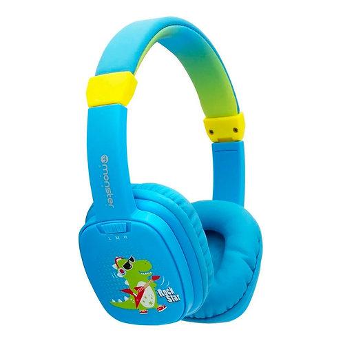Audífono niños azul Dino MonsterCK03B