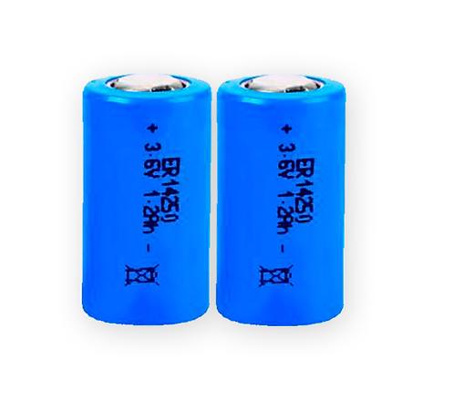 Baterías Recargables Litio ER-14250