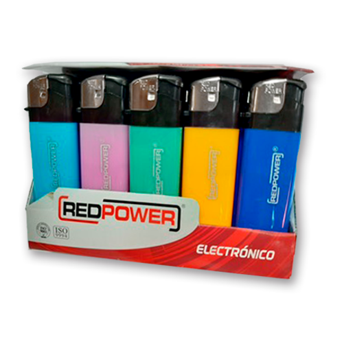 Encendedor electronico RedPower