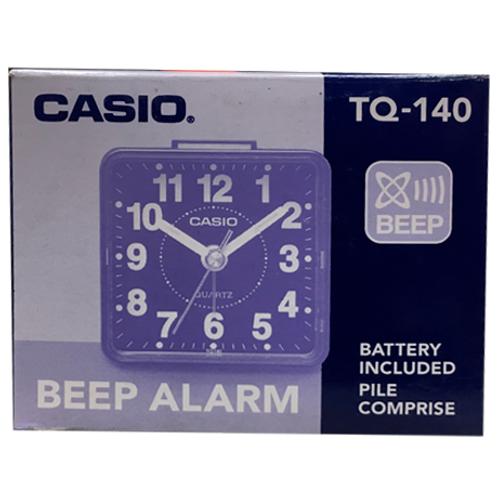 Reloj Despertador Casio Tq-140