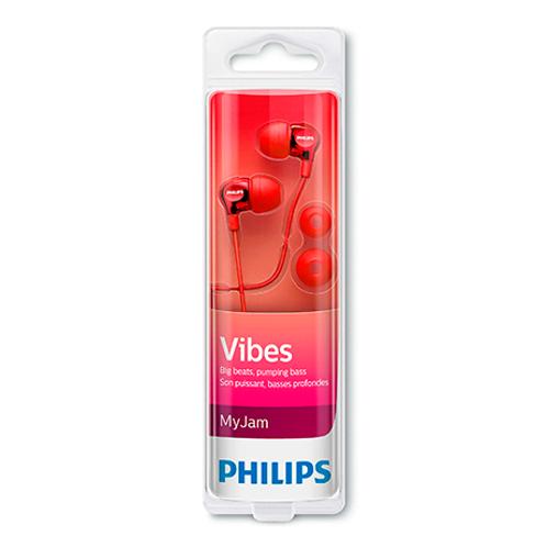 Audífono Philips SHE3700 Vibes