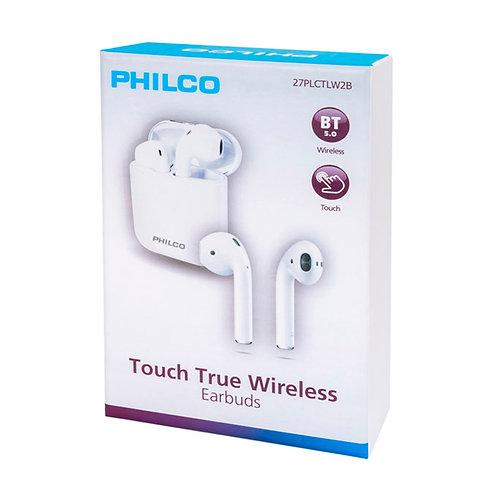 Audífono Philco True Wireless, Bluetooth 27PLCTLW2B