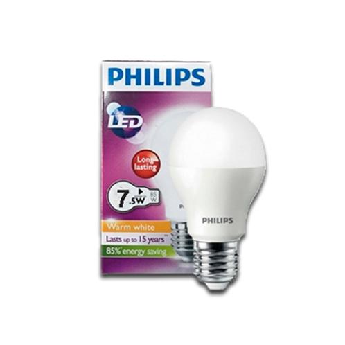 Ampolleta Philips 7W Amarilla
