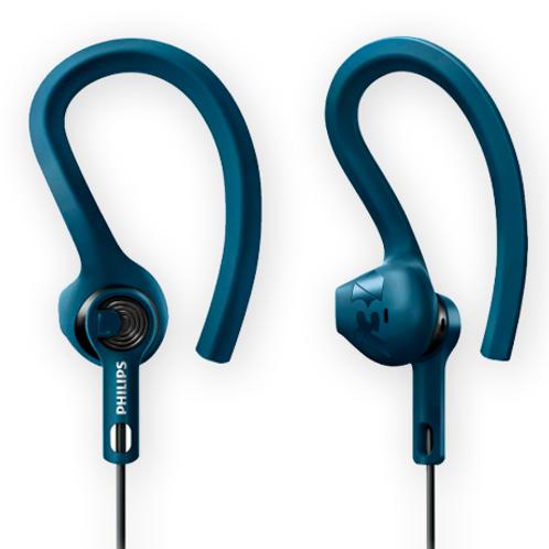 Audífono Philips SHQ1250 ActionFit