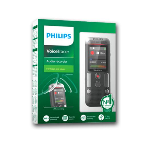 Grabadora Digital Philps Voice Tracer DVT2510 8GB