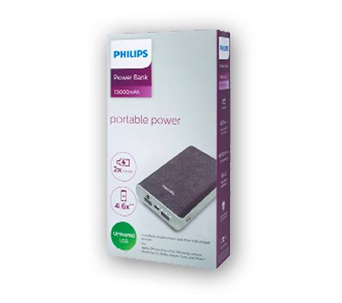 Powerbank Philips 13.000 mAh