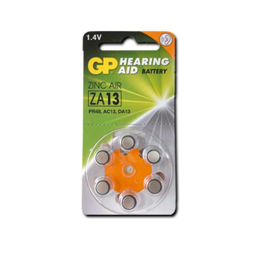 Pila GP Audiológica N°13