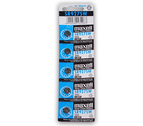 Pila Maxell SR-927
