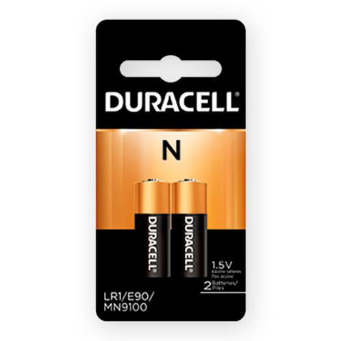 Pila Duracell N (LR1), 1,5V
