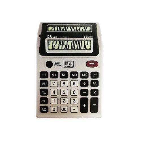 Calculadora Kenko Doble visor 12 dígitos