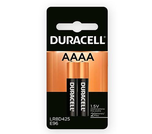 Pila Duracell AAAA Alcalina