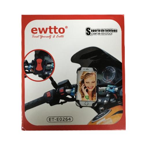 Soporte de celulares para moto Ewtto