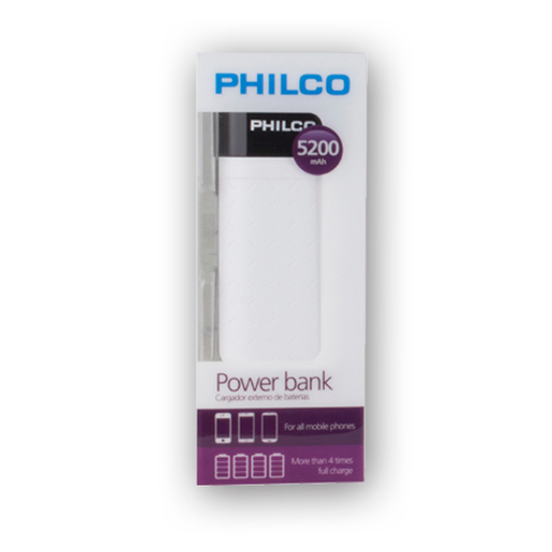 Powerbank Philco 4200 mAh