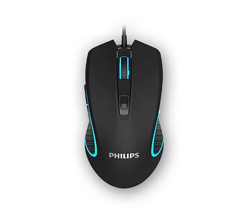 Mouse Gamer Philips SPK9413 6400 DPI