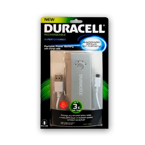 Powerbank Duracell 4400 mAh