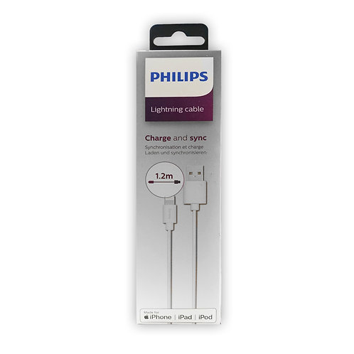 Cable de Lightning a USB para IPHONE Philips