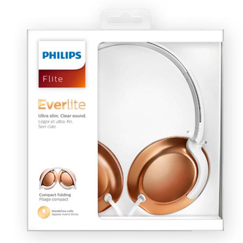 Audífono Philips SHL4805 Everlite