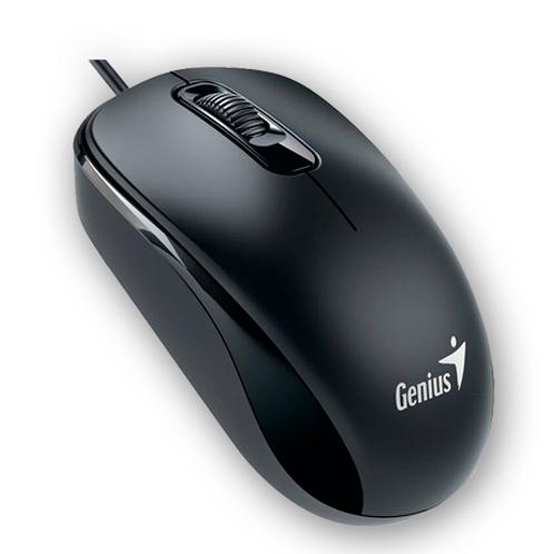 Mouse Genius USB DX-110 Óptico